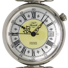 J&Tウィンドミルズ 925Silver 機械式手巻き