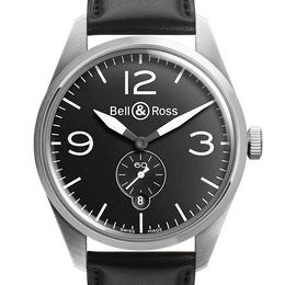 Bell&Ross BR 123 ORIGINAL BLACK