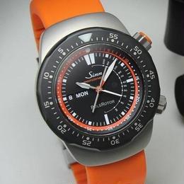 Sinn EZM12 世界限定300本  オレンジ・シリコンストラップ
