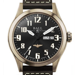 BALL WATCH ブロンズスター 世界限定3000本
