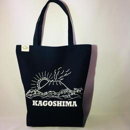 桜島 トートバッグ