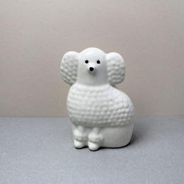 Poodle (s)  /  プードル 白