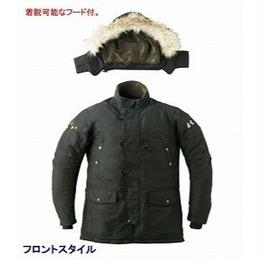 カワサキライディングN-3BブルゾンB秋冬