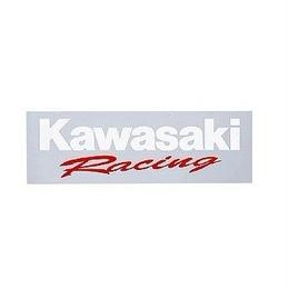 カワサキレーシングステッカー抜き文字(J70100075)