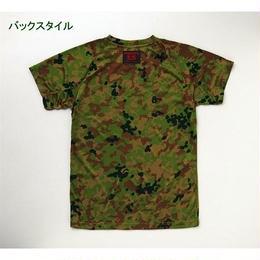 カワサキミリタリーTシャツ陸(J89010647)
