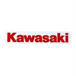 【3Lサイズ】カワサキトランスファーステッカー抜き文字(J70100111)