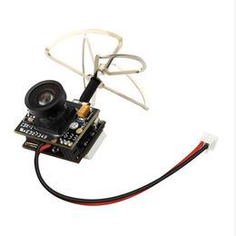 大好評につき少量入荷 超マイクロ FPVカメラ Eachine TX02 NTSCスーパーミニAIO 5.8G 40CH 200mW VTX 600TVL 1/4 CMOS