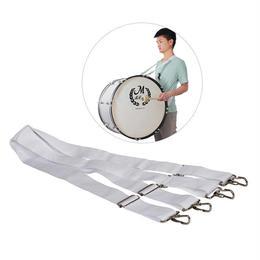 ☆高品質☆ ドラムショルダー マーチング パレード ナイロン ベルト 低音 ストラップ 楽器 吹奏楽