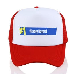 Fortnite 帽子 キャップ ダフトパンク 3dプリント 野球帽 ユニセックス メッシュ シアン