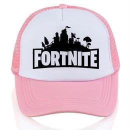 Fortnite 帽子 キャップ ダフトパンク 3dプリント 野球帽 ユニセックス メッシュ ピンク