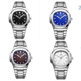 パテック・フィリップ ノーチラス風 メンズ腕時計 PAULAREIS design 機械式