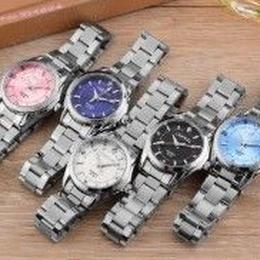 5色 海外ブランド CHENXI ラグジュアリー レディース カジュアル 防水時計 ファッション ラインストーン時計 プレゼント