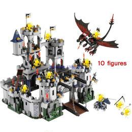 新品 レゴ 互換ブロック 城 シリーズ ビルディングブロック 互換 ブロック