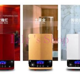 DMDW 7000W 瞬間湯沸かし器 タンクレス 壁付け シャワー シンク 浴室 電気キッチン給湯器 温水ヒーター浴室用シンクシャワー