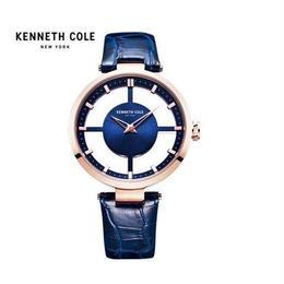 【5色ご用意】Kennethc cole ケネスコール 腕時計 クォーツ式 海外ハイブランド ハイクオリティ スケルトン 上品 キレイめ