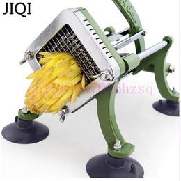 ポテトチップス製造機 チップポテト食品ニンジン キュウリ切断機