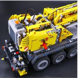 【新品】レゴ互換 テクニック モービル・クレーンMK II42009 LEGO互換