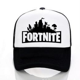 Fortnite 帽子 キャップ ダフトパンク 3dプリント 野球帽 ユニセックス メッシュ マルチ