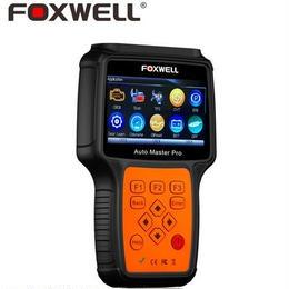 Foxwell NT644 PRO フルセット OBD2診断ツール カーエアバッグ ABSリセット スキャナー 日本語対応