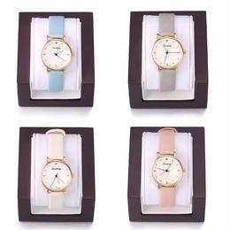 海外ブランド LILIE&WHITE ファッション クォーツ腕時計 レディースストラップ ドレス ラグジュアリー 学生 プレゼント