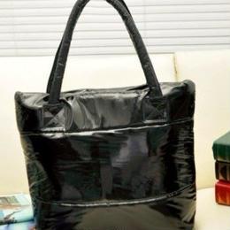 レディース ショルダーバッグ トートバッグ 2way ポリエステル素材 大きいサイズ