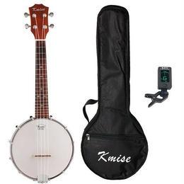 ウクレレギター4弦 23インチ  円形 音楽 楽器 音楽 バンド コンサート
