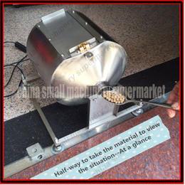 電動コーヒーロースター 回転式 大容量2~4kg用 コーヒー豆焙煎機 炒り器 生豆 ナッツ 大豆 ゴマ 栗 直火 飲食店 プロ用 業務用