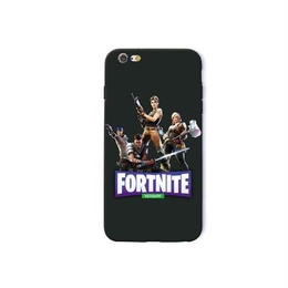 Fortnite iPhoneケース シリコンケース  バトルロワイヤル フォートナイト 2844
