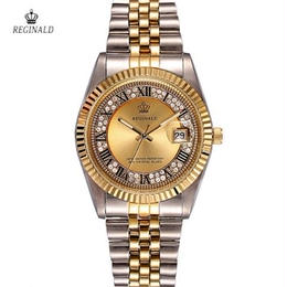 メンズ高級腕時計 トップブランドラグジュアリー クォーツ時計 カレンダー
