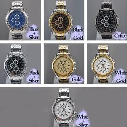海外大人気ブランド クォーツ腕時計 メンズ スチールバンド ビジネス プレゼント ギフト 日本未入荷 話題沸騰