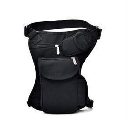 メンズキャンバスドロップウエストバッグ 海外人気ブランド DIDA BEAR ボディバッグ 高品質