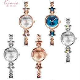 レディース 2018年最新作 海外ブランドKimio ファッション ブレスレット時計 レディース プレゼント ギフト エレガント