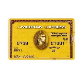 American Express  クレジットカード USBメモリ 64GB