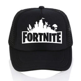 Fortnite 帽子 キャップ ダフトパンク 3dプリント 野球帽 ユニセックス メッシュ ブラック