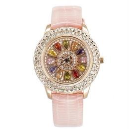 海外ブランド LGXIGE クォーツ レザーストラップ トップラグジュアリーブランド レディース腕時計 プレゼント ギフト
