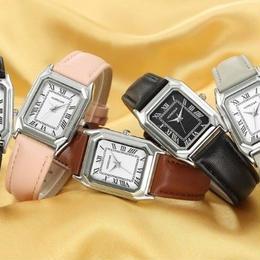 海外ブランド HOREDAR クラシック ヴィンテージ カジュアル クォーツ時計 レディース ファッション ラグジュアリー