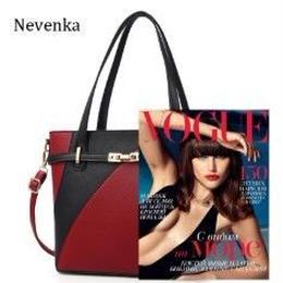 レディースハンドバッグ 海外高級ブランド Nevenka トートバッグ PUレザー ラグジュアリーバッグ