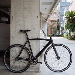 【USED/ユーズド】LEADERBIKES CURE【BLACK/Msize】