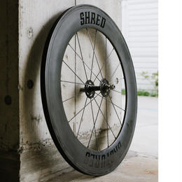 【USED/ユーズド】BROTURES SHRED88 CARBON WHEEL【FRONT】