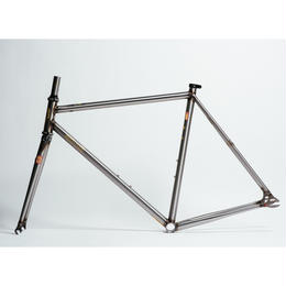 【USED】CINELLI MASH WORK 2015【Frame Set/Chrome/Lsize】