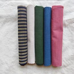 会津木綿のはぎれセット 4