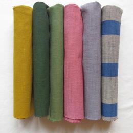 会津木綿のはぎれセット 3