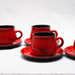 Cup & Souser  (1 pair)