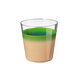 袷(awase)タンブラー 白緑