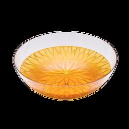 千重菊(senjugiku)薄作りボウル M 金