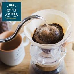 10/7,14  【BIG SMILE COFFEE】セルフドリップ・コーヒースタンド
