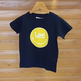 【Lee】スマイル  Tシャツ(NAVY)