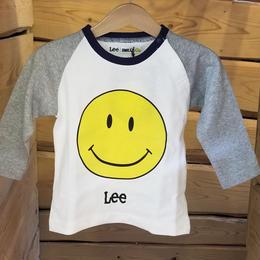 【Lee】スマイル ロンT(GRAY)