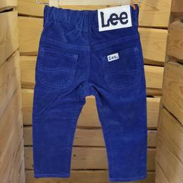 【Lee】カラーパンツ(BLUE)