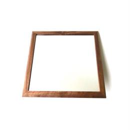 【 若い衆シリーズ】 wood mirror no.3 武内 舞子 限定1個
